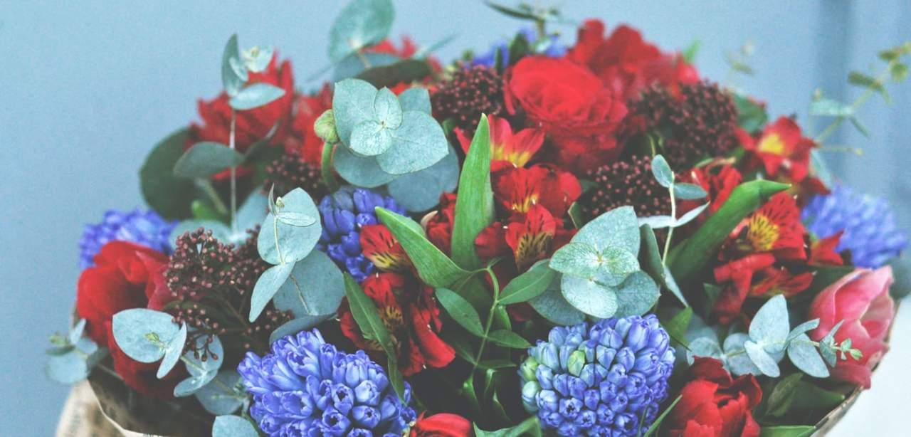 доставка на цветя за рожден ден